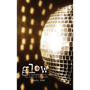 GLOW written by Randy Ross. Published by A Silver Thread Publishing. Paperbound. $12.95