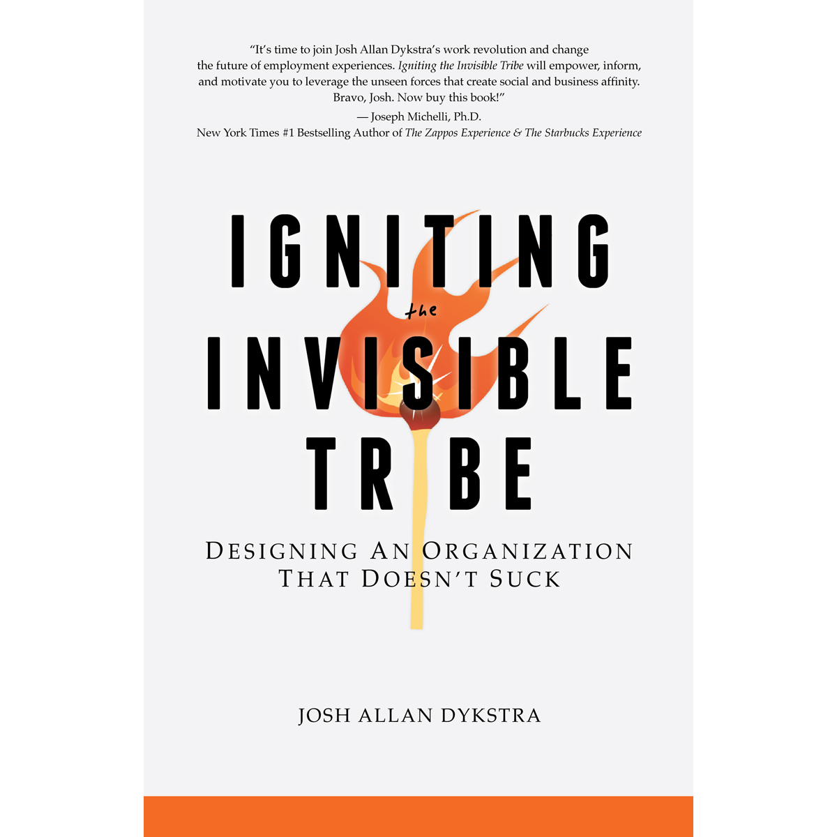 Igniting the Invisible Tribe written by Josh Allen Dykstra. Published by A Silver Thread Publishing. Paperbound. $15.95