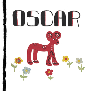 Oscar written by Delphine Hunt. Published by A Silver Thread Publishing. Hardbound. $14.95