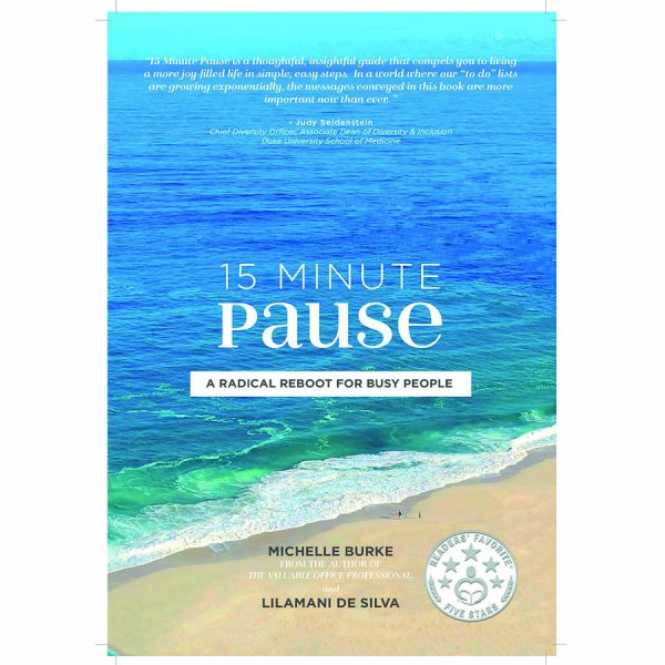 15 Minute Pause written by Michelle Burke